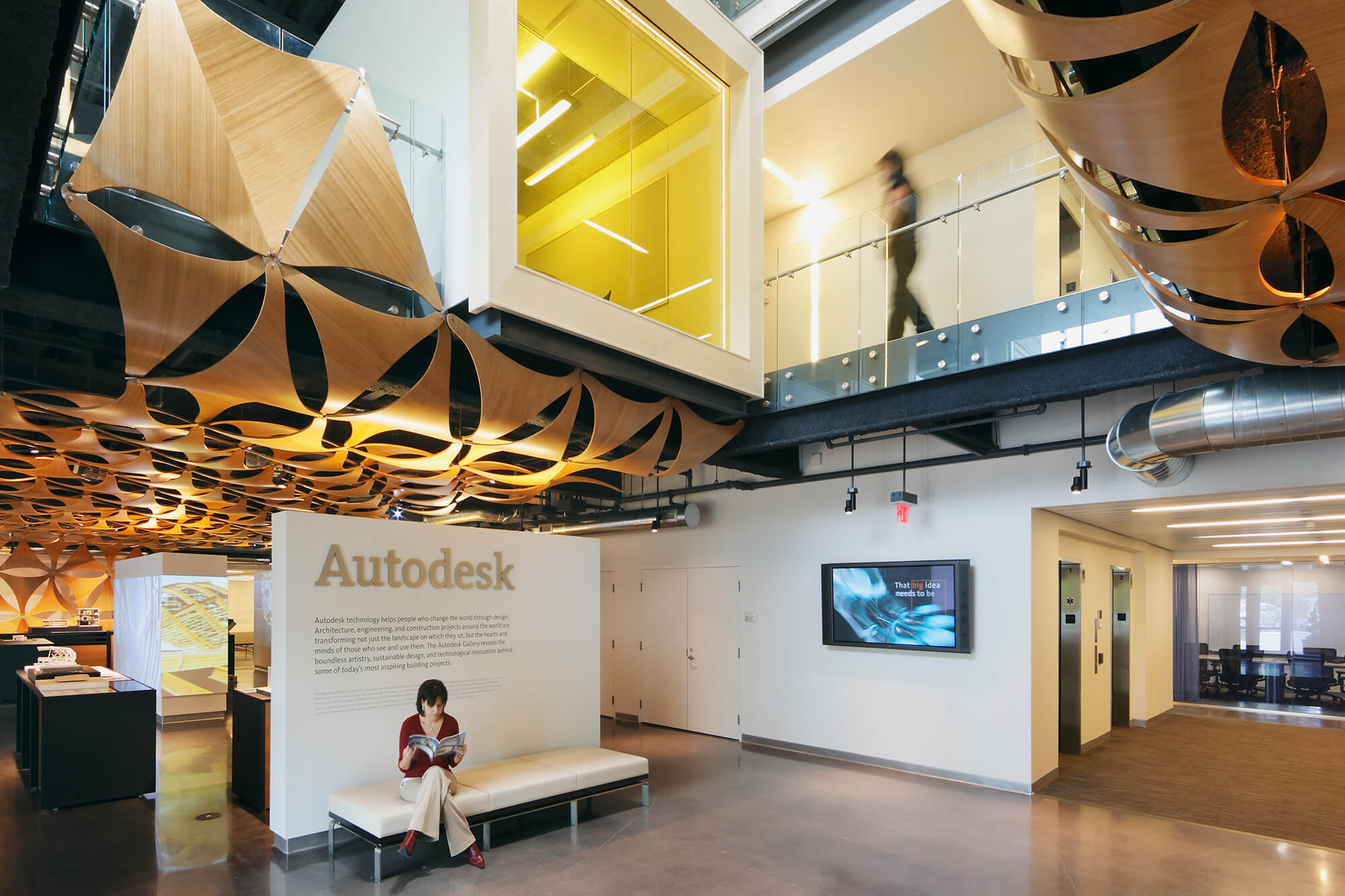 Autodesk Headquarters - Boston, MA